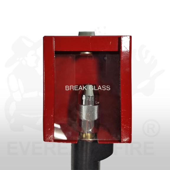 Cabinet Amp Breakglass Key Eveready Fire